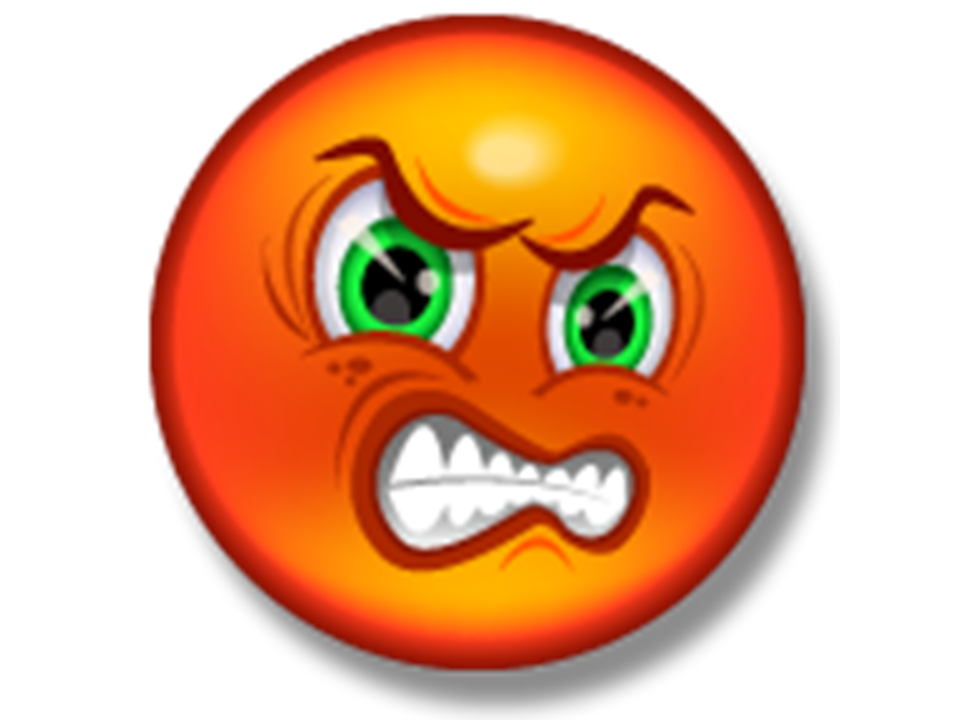 Mad face really angry face clipart kid.