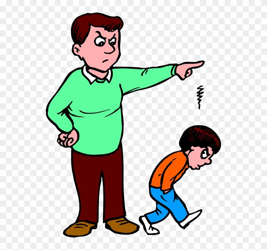 Fail Clipart Angry Parent.