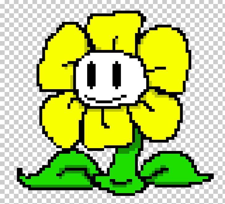 Pixel Art Undertale Bob The Angry Flower Flowey PNG, Clipart.