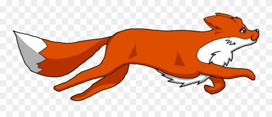 Download Moving Fox Clipart Red Fox Animation Clip.