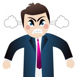 Angry People Clip Art.