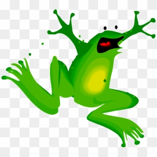 Free Frog Clipart Png Transparent Images.