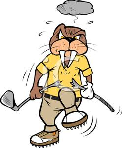 Angry clipart golf, Angry golf Transparent FREE for download.