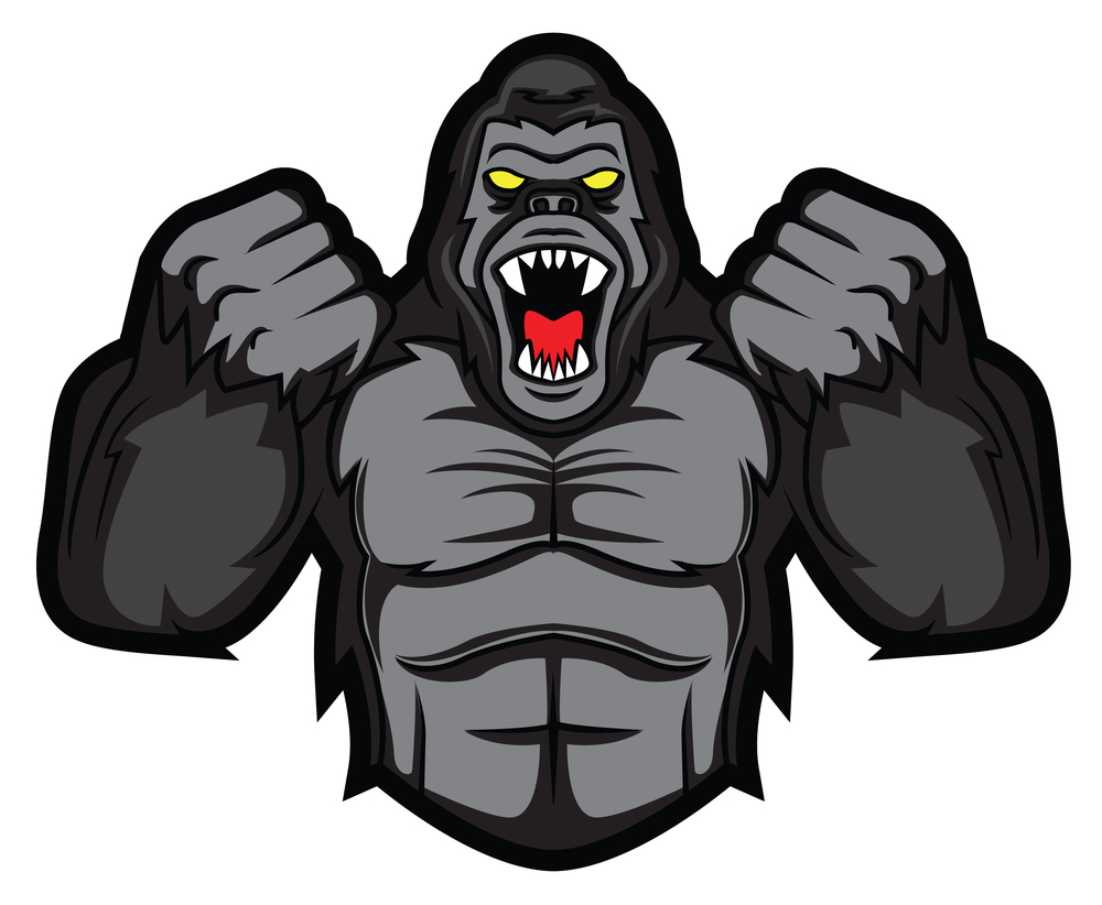 Angry Gorilla Png (110+ images in Collection) Page 1.