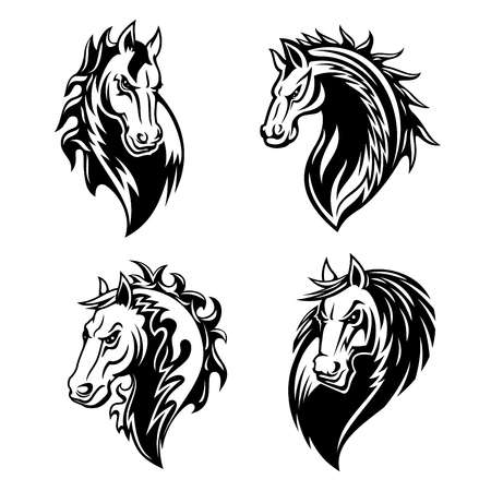 719 Angry Horse Cliparts, Stock Vector And Royalty Free Angry Horse.
