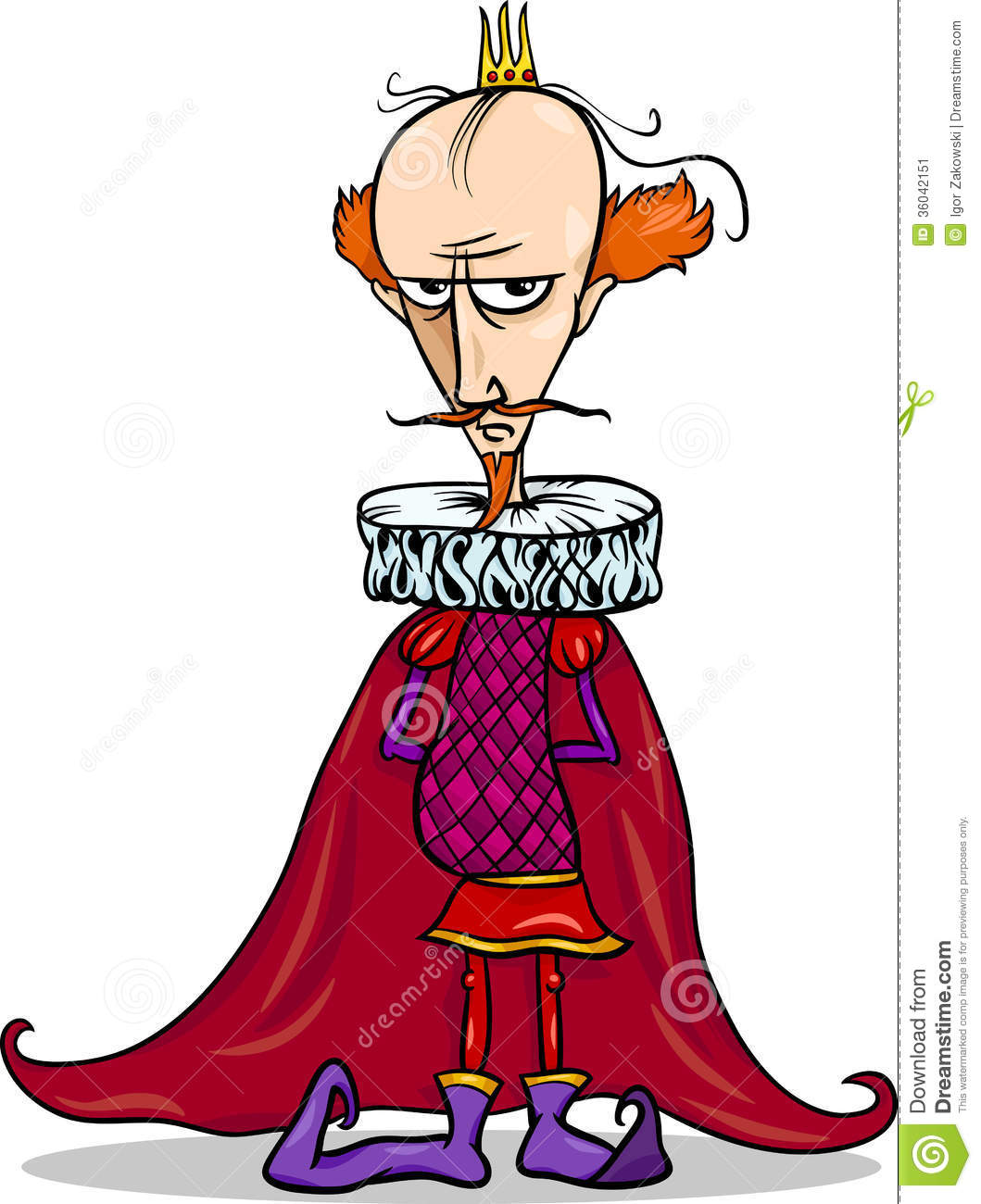 King Cartoon Images Clipart.