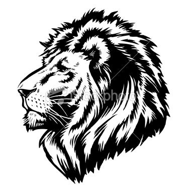 15 Free Vector Lion Head Clip Art Images.