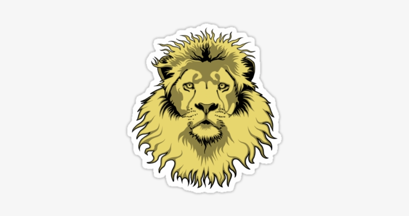 Angry Lion Png Lion Head Png Lion Head By Rustyoldtown.