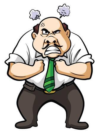 20,034 Angry Man Cartoon Cliparts, Stock Vector And Royalty Free.