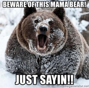 New Momma Bear Meme Memes.