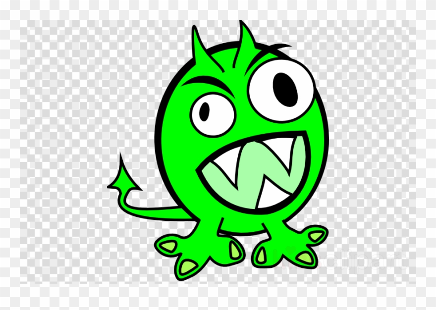 Angry Monster Png Clipart (#1584675).