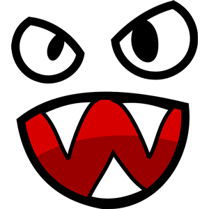 Monster clipart, cliparts of Monster free download (wmf, eps.