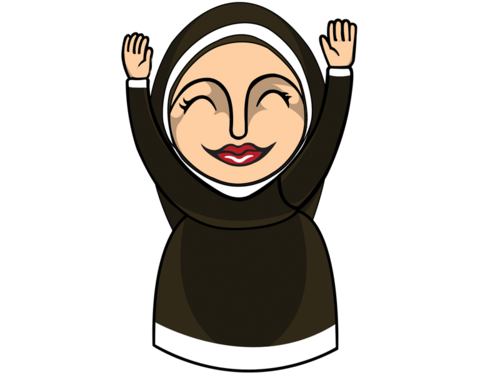 Free Catholic Nun Cliparts, Download Free Clip Art, Free.