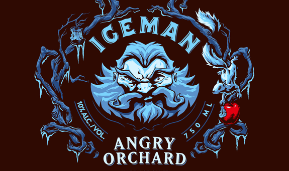 Angry Orchard® Iceman and Strawman now available.