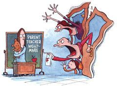 HOW YOU CAN DEAL WITH ANGRY PARENTS Furious parents can do a.