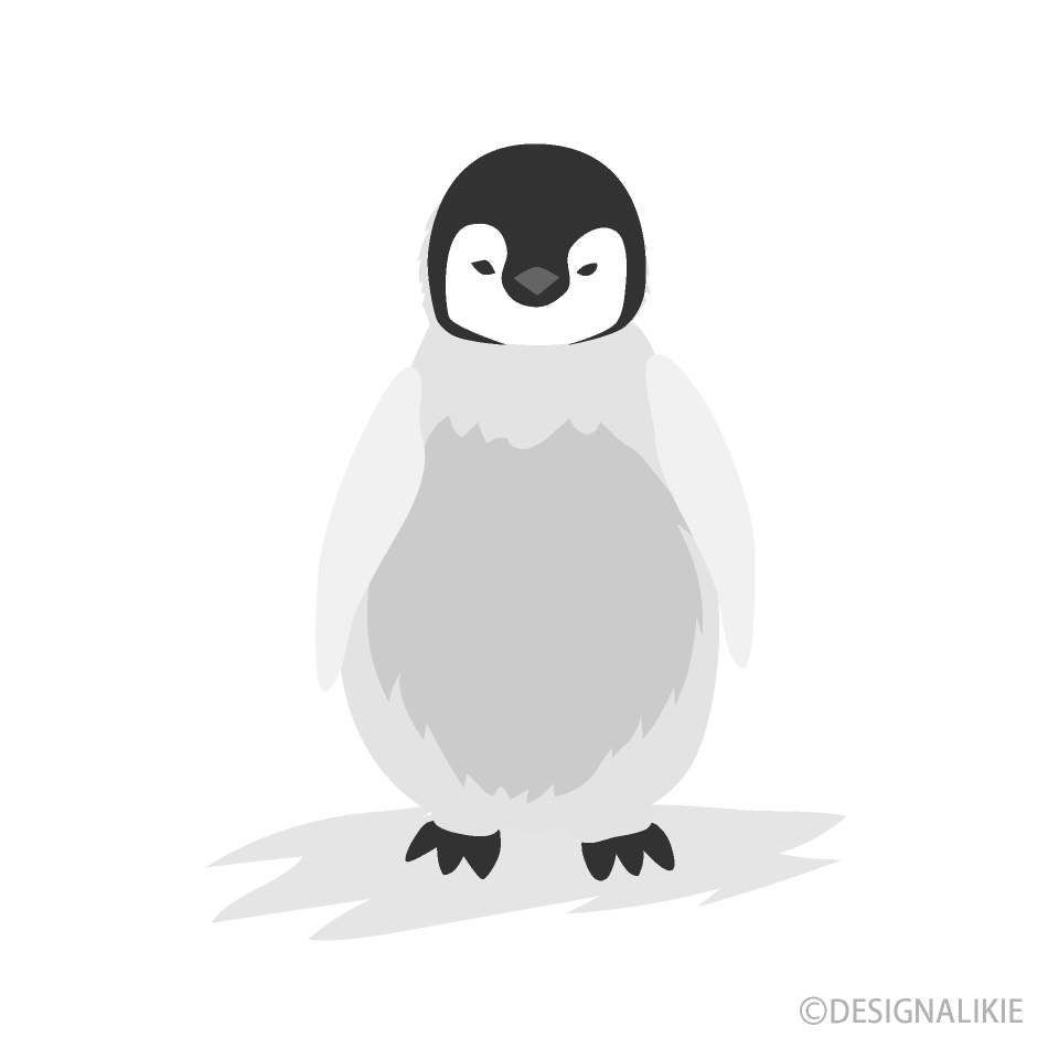 Free Child Penguin Clipart Image|Illustoon.