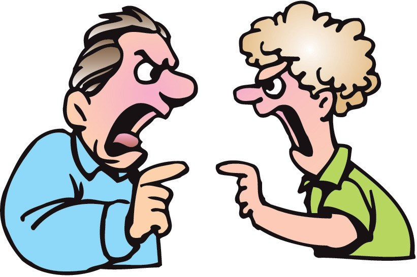 Angry people clipart 6 » Clipart Portal.