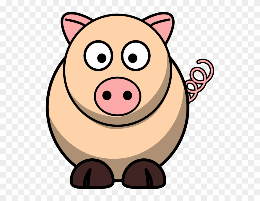 Clip Royalty Free Download Angry Pig Clipart.