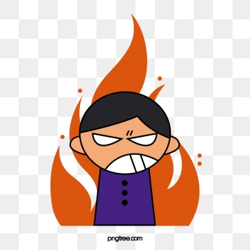 Angry Png, Vector, PSD, and Clipart With Transparent Background for.