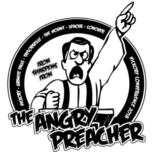 F3 Angry Preacher Shirt Pre.