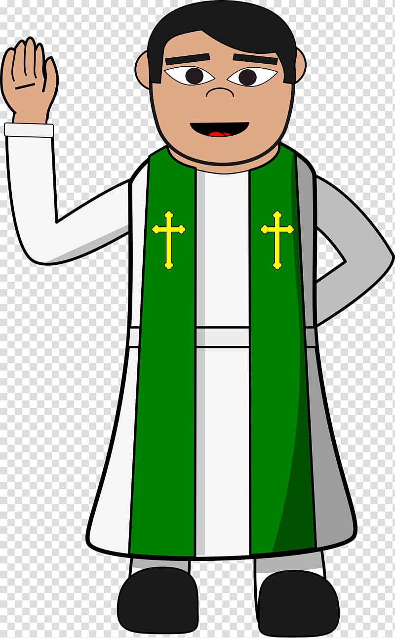 Pastor Preacher Priest , priest transparent background PNG.