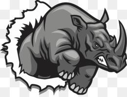 Rhino PNG.