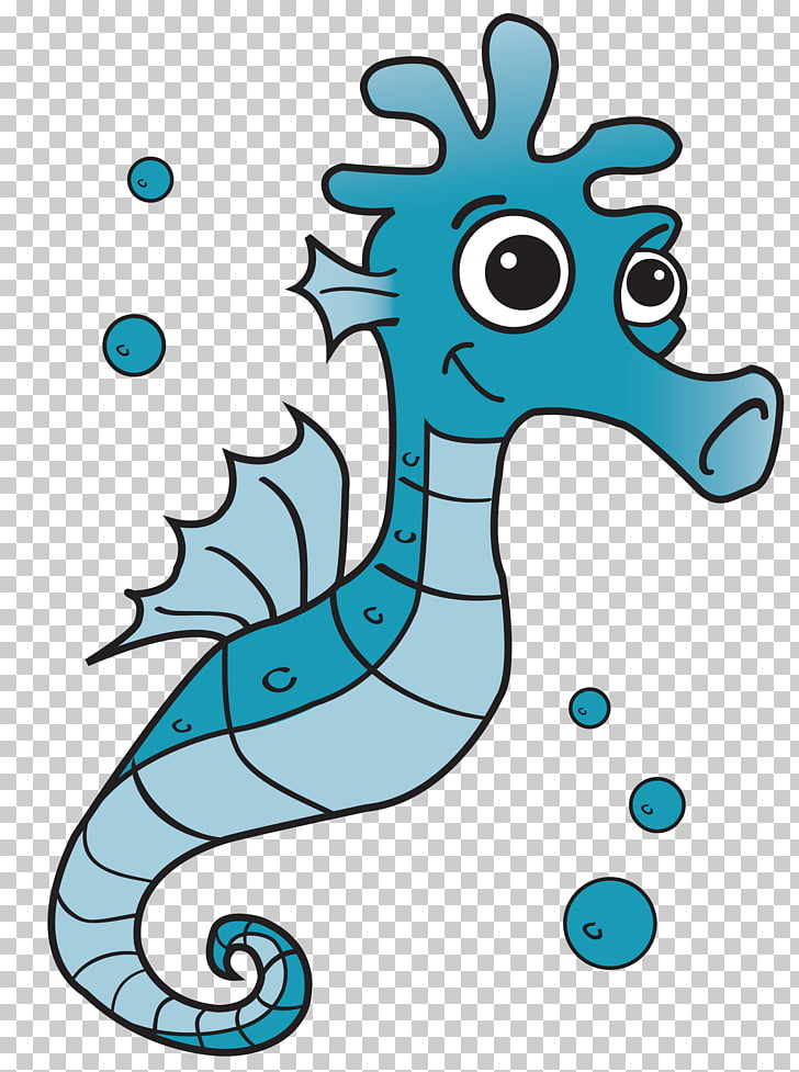 Seahorse Line art White , seahorse PNG clipart.