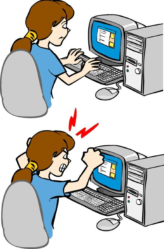 Angry Clipart.