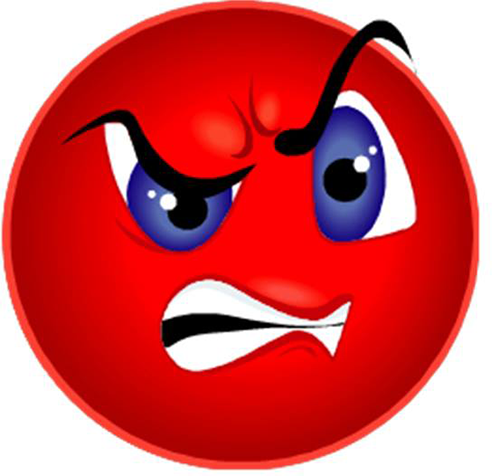 Free Angry Smiley Face, Download Free Clip Art, Free Clip.