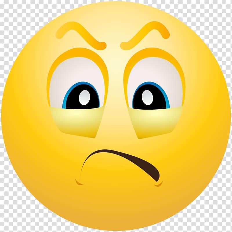 Emoticon Emoji Smiley Anger , angry emoji transparent.