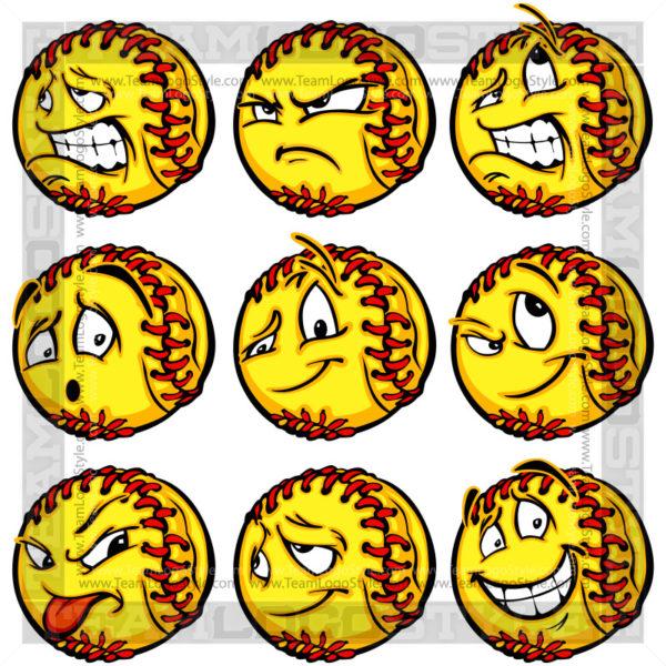 Angry Softball.