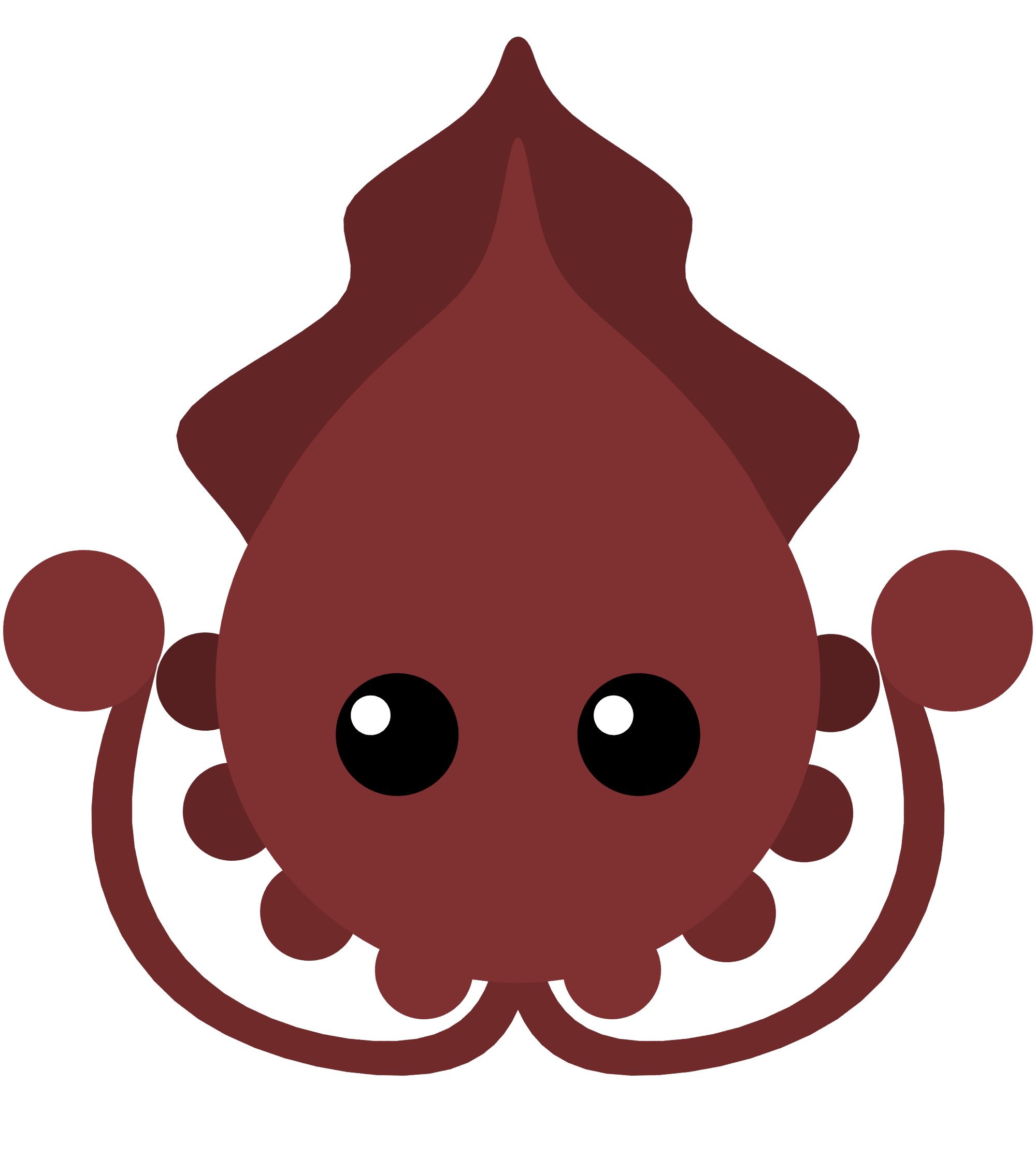 Squid clipart cartoon angry, Picture #2077099 squid clipart.
