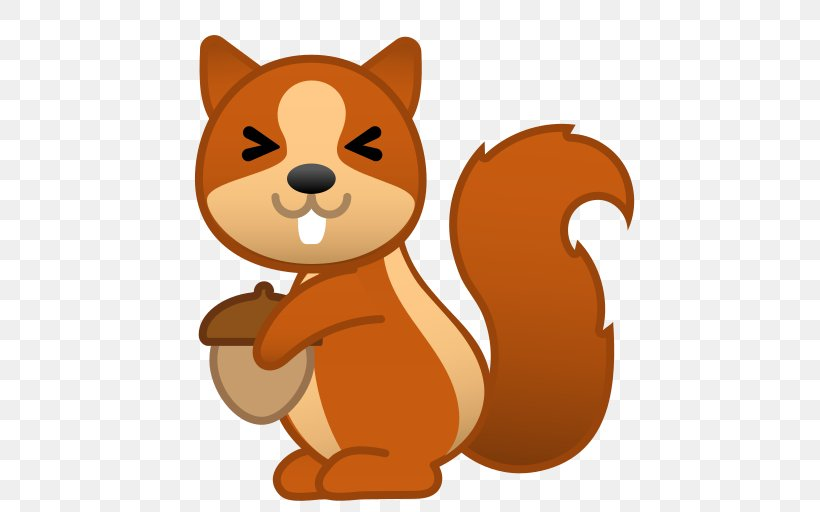 Emoji Squirrel Yay Or Nay Android Angry Birds 2, PNG.