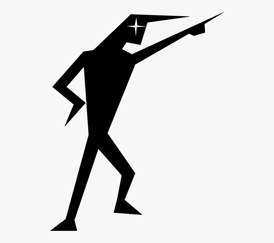 Stick Figure Vector.