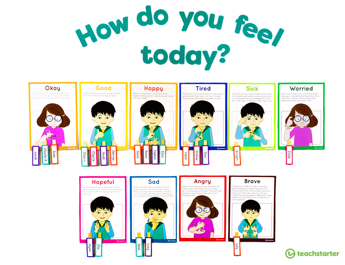 Activities and Printables for Teaching Emotions to Kids.
