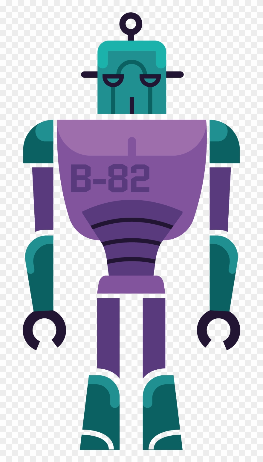Icon Angry Robots Transprent Clipart (#3098039).