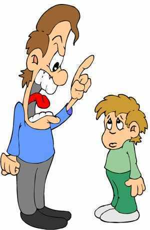Angry teacher and student clipart 4 » Clipart Portal.