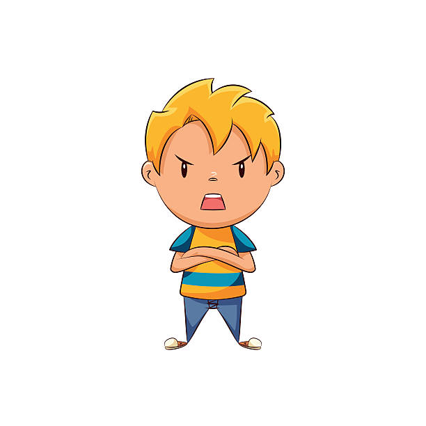 Anger clipart angry teenager, Anger angry teenager.