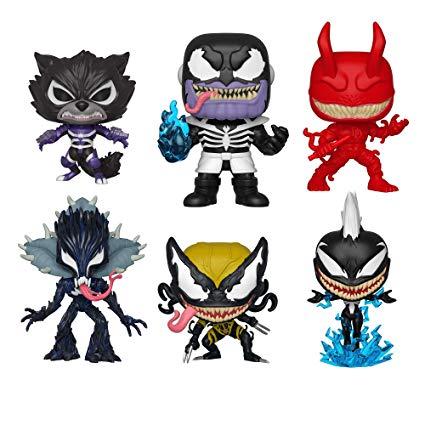 Funko Pop!: Bundle of 6: Venom.