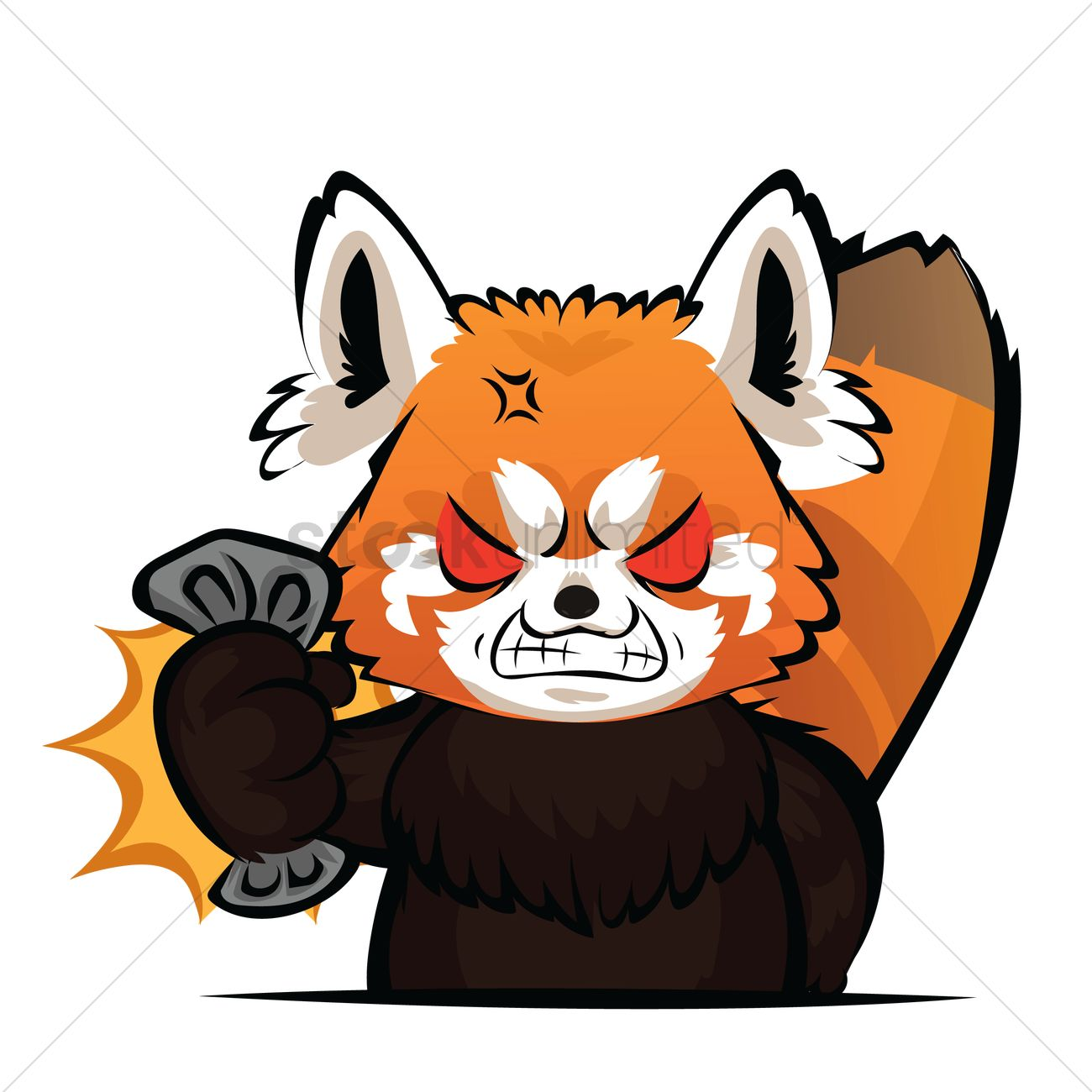Feeling Angry Clipart.