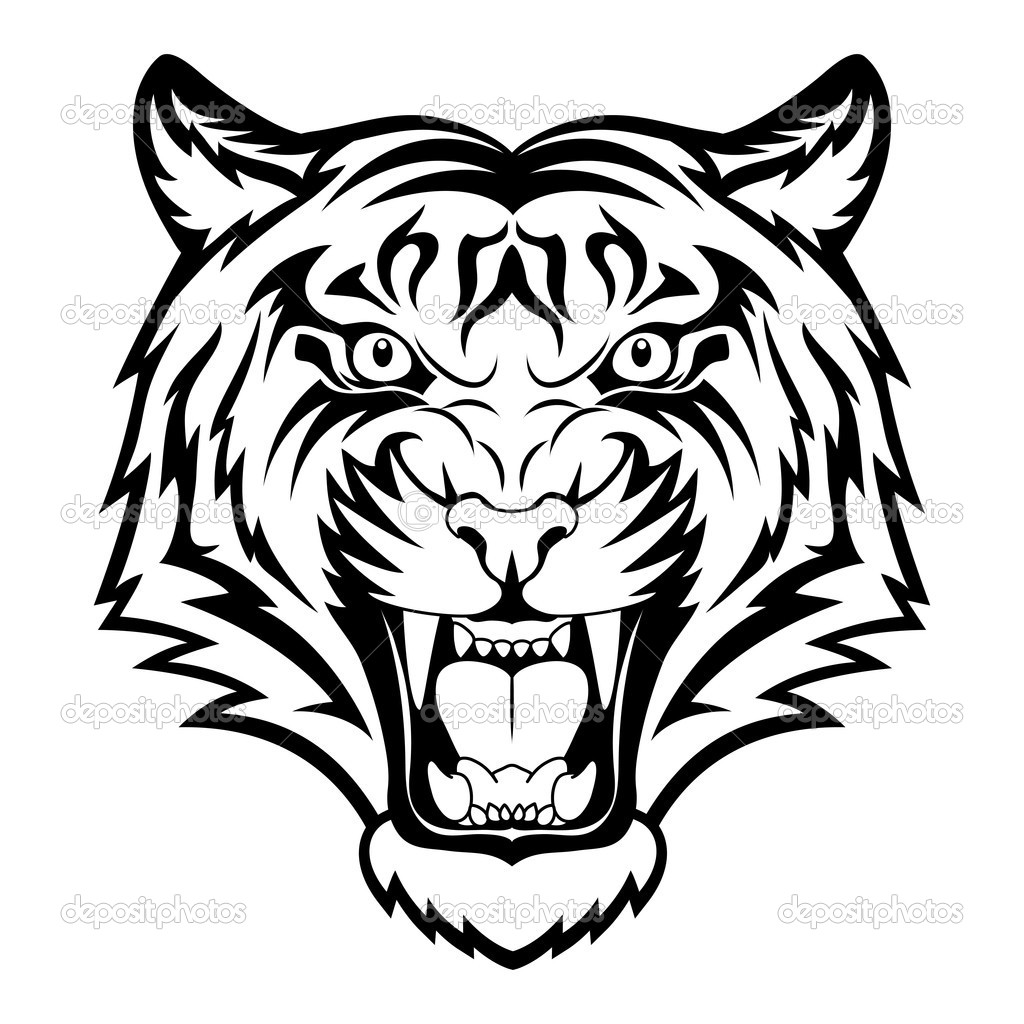Free Tiger Face, Download Free Clip Art, Free Clip Art on.