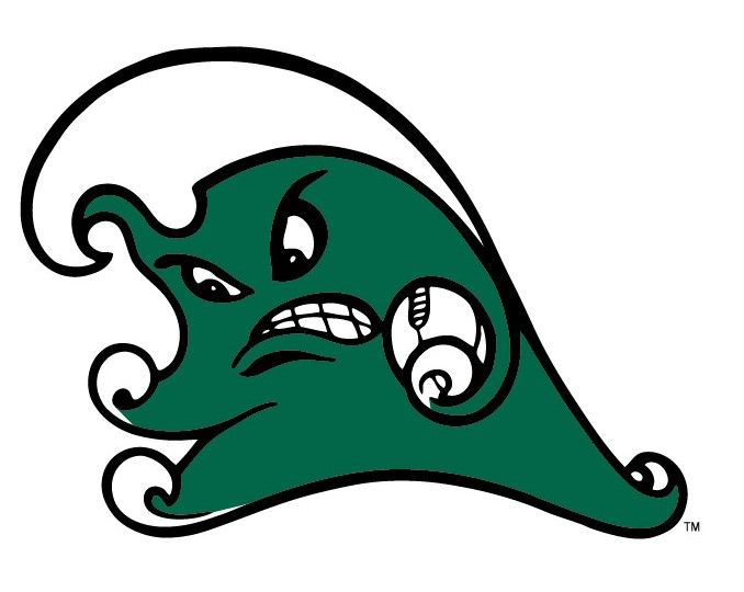 Green Wave Logo.