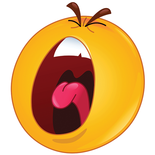 Angry yell emoji clipart png clipart images gallery for free.