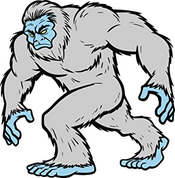The best free Yeti clipart images. Download from 73 free.