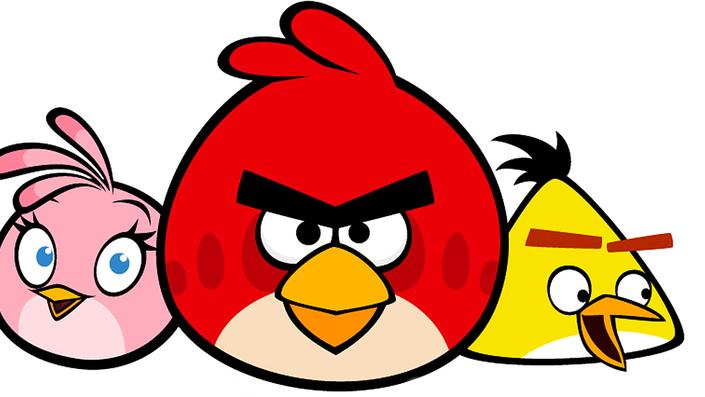 Angry bird clipart 2 » Clipart Station.
