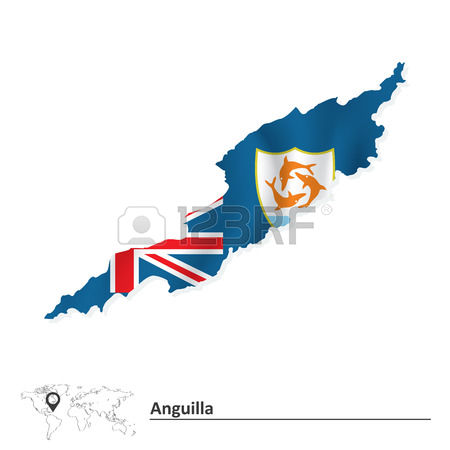 88 Anguilla Island Stock Vector Illustration And Royalty Free.