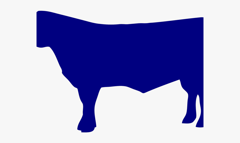 Cattle Clipart Angus Cow.