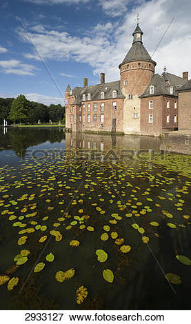 Picture of Wasserburg Anholt, Isselburg, Germany 2933127.