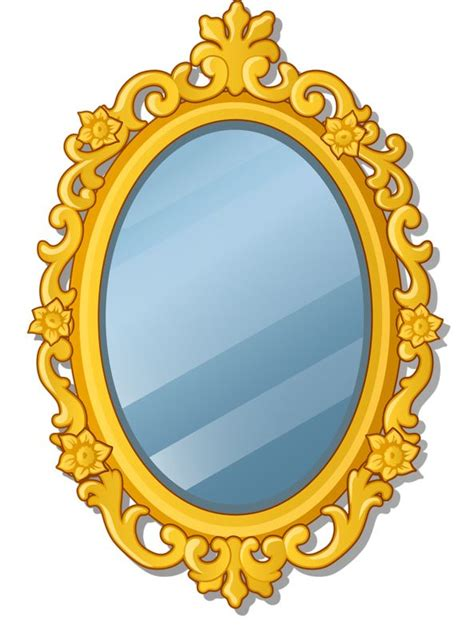 Mirror clipart cartoon, Mirror cartoon Transparent FREE for.