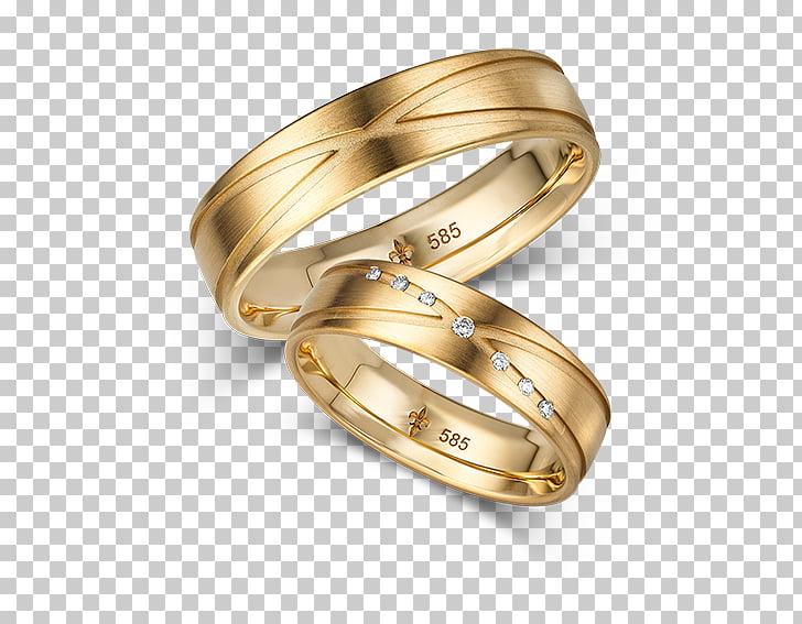 Anillo de bodas joyas de oro plata, anillo PNG Clipart.